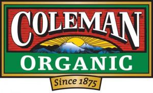 Coleman Organic