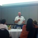 The inspiring farmer Will Harris of White Oak Pastures