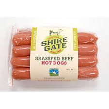 Shire Gate hot dogs